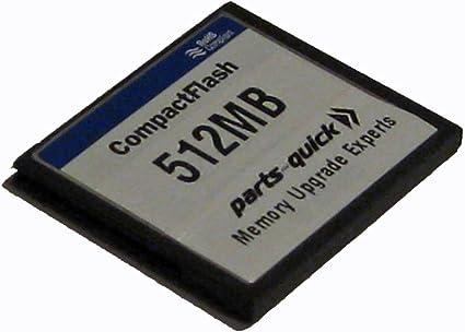 Cisco MEM-CF-512MB 512MB Compact Flash Card