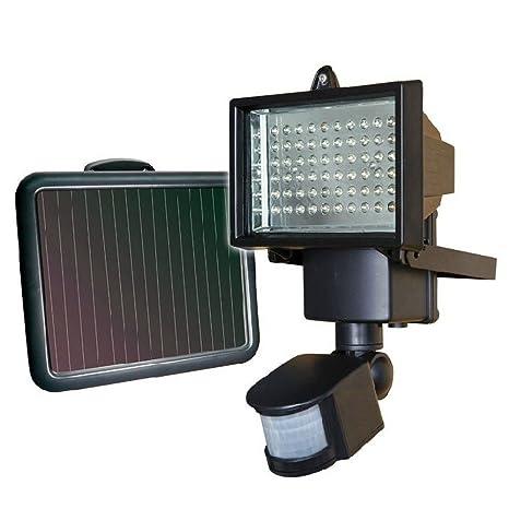 wyban Solar Foco 90 ledes SMD exterior lámpara foco luz lámpara solar con PIR Detector de
