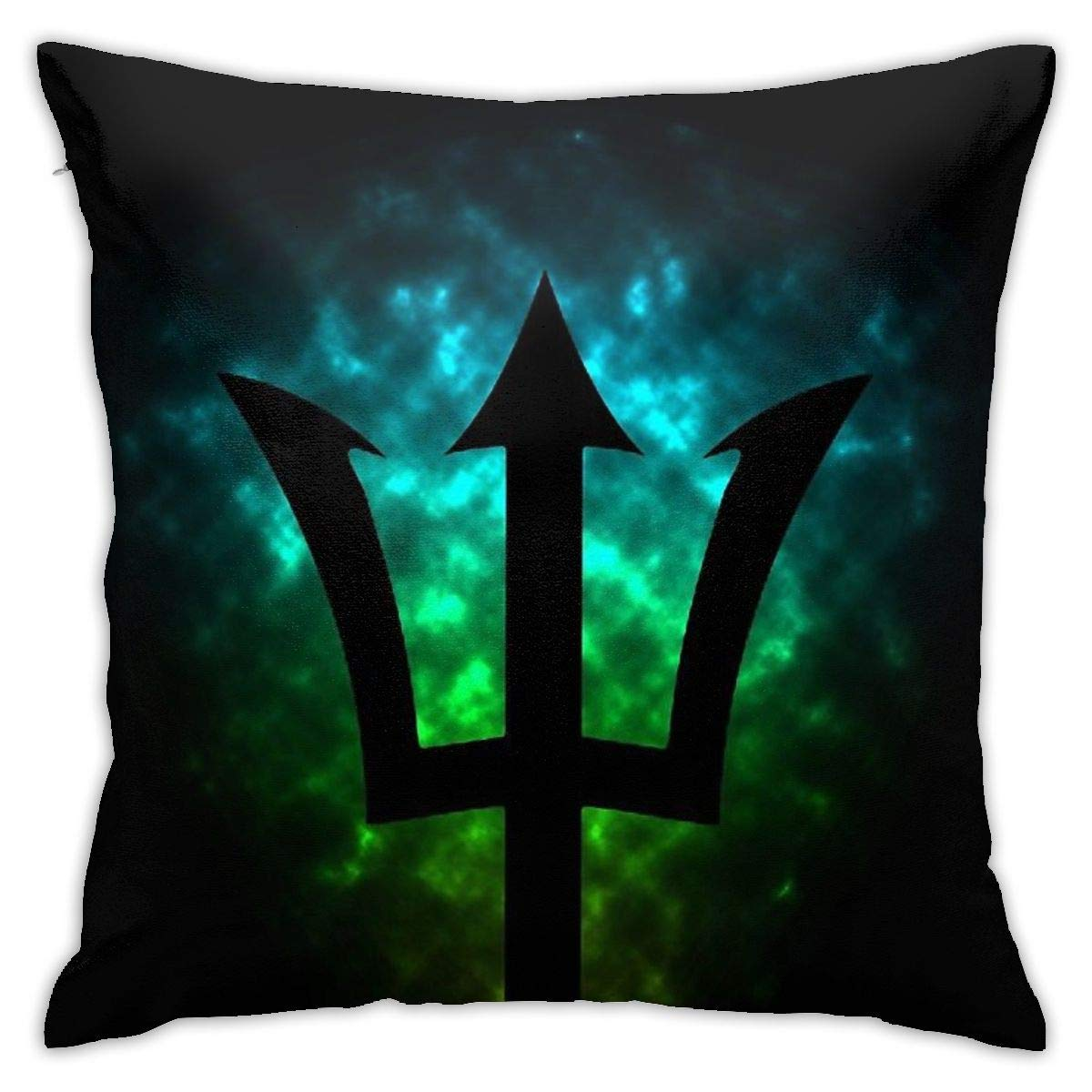 Mabel Trident Poseidon Percy Jackson Square(45cmx45cm) Pillow Home Bed Room Interior Decoration