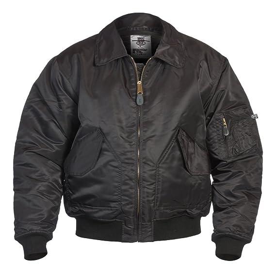 MFH US Airforce CWU Flying Jacket Basic  Amazon.co.uk  Clothing 071f486b38
