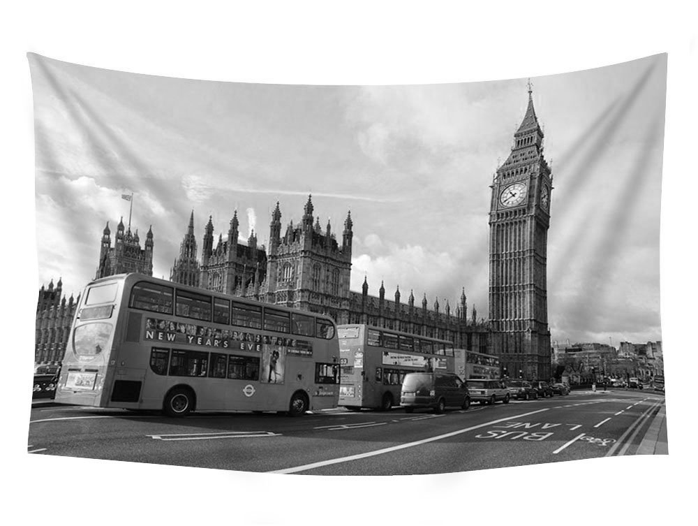 Amazon.com: London England Big Ben Westminster - Wall ...