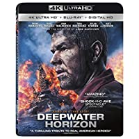 Amazon.com deals on Deepwater Horizon 4K Ultra HD + Blu-ray + Digital HD