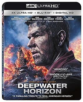 Deepwater Horizon [4k Ultra Hd + Blu-ray + Digital Hd] 0