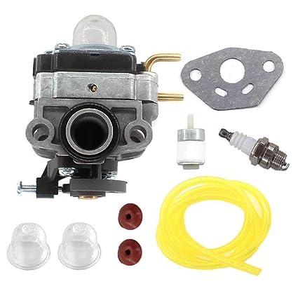 Carburetor FOR Troy-Bilt Back Pack Blower TB4BP 753-05676A TBP6160 TB4BPEC CARB