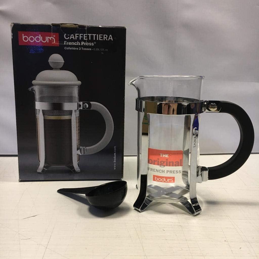 Top Shop repuesto vaso Bodum, Cafetera para 3 tazas, Negro, 0,35l Café The: Amazon.es: Hogar