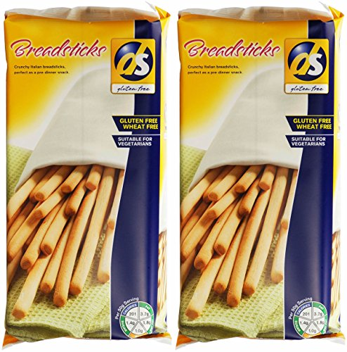 (2 Pack) - Dietary Specials - DS Breadsticks | 150g | 2 PACK BUNDLE by Dietary Specials