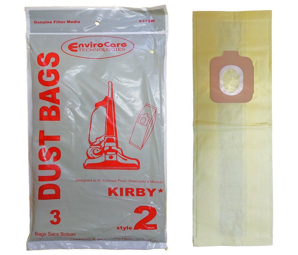 Amazon.com: 9 Kirby Style 2 Heritage I Single Ply Vacuum ...