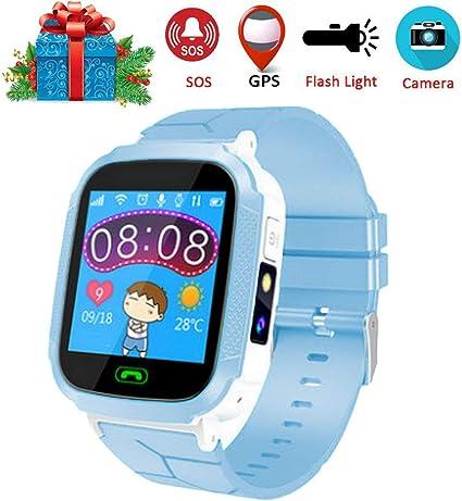 Amazon.com: Onbio - Reloj inteligente para niños con ...