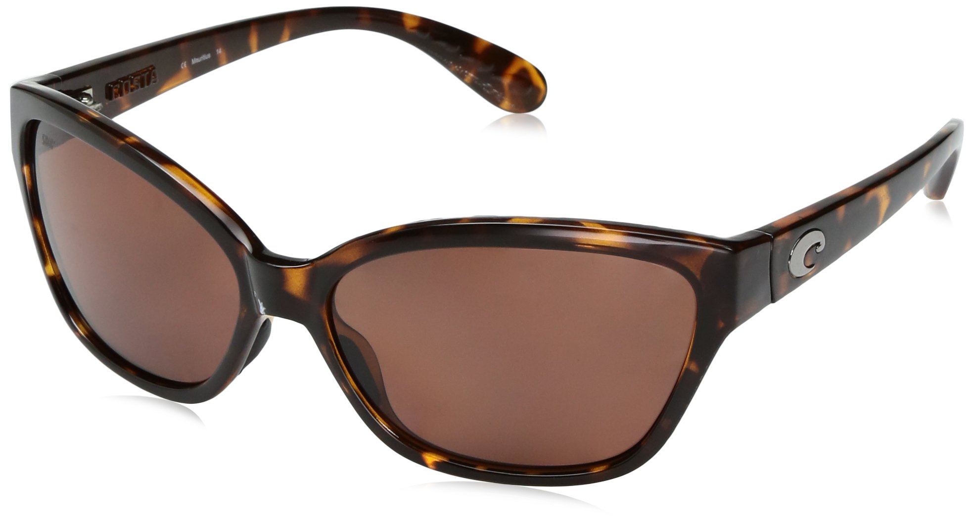 Costa Del Mar Starfish Sunglasses, Retro Tortoise, Copper 580P Lens
