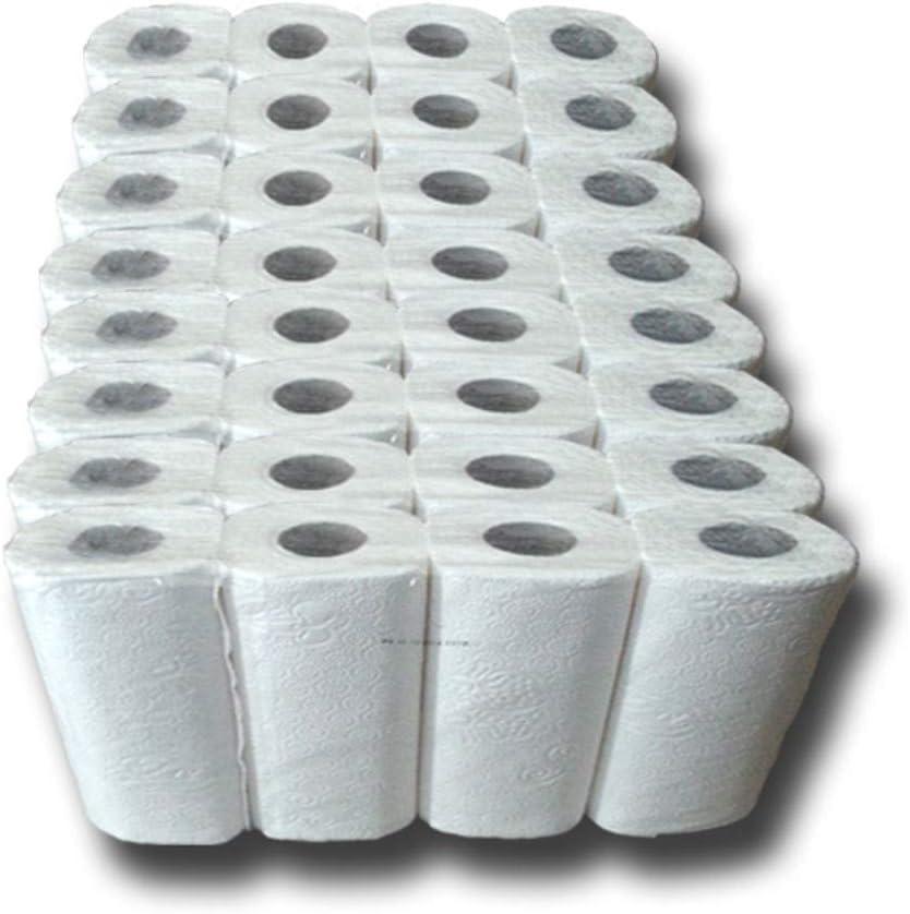 32x Küchenrollen Küchentuch Haushaltsrolle Big Soft Küchenrolle Küchenpapier