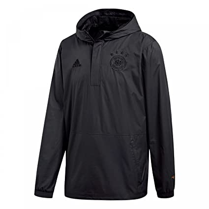 huge discount caed1 f083b Image Unavailable. Image not available for. Color adidas 2018-2019 Germany  Seasonal Special Wind Jacket (Solid Grey)