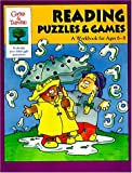 img - for Reading Puzzles & Games: A Workbook for Ages 6-8 (Gifted & Talented) book / textbook / text book