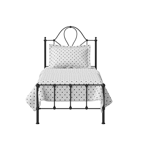 The Original Bed Co Lit Metal Sommier Fer Athena Cadre De