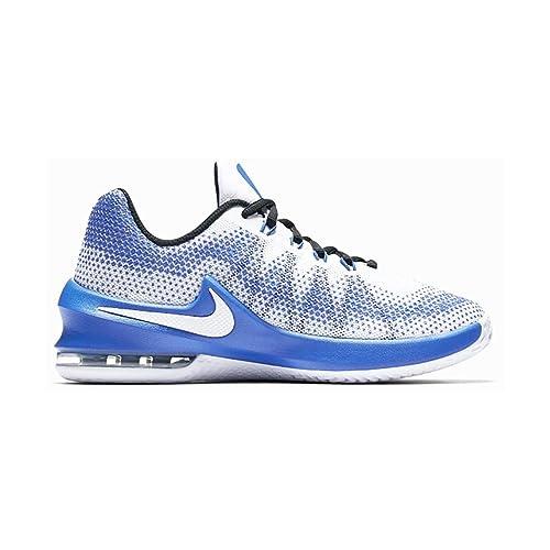 Zapatilla para Basket NIKE Air MAX Infuriate GS 6 5: Amazon.es: Zapatos y complementos