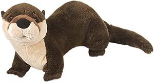 Wild Republic River Otter Plush, Stuffed Animal, Plush Toy, Gifts for Kids, Cuddlekins 12