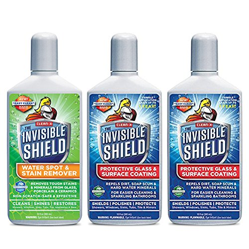 Invisible Shield Glass Restoration/Protection 3 Pk Combo Manufacturer Exclusive Offer