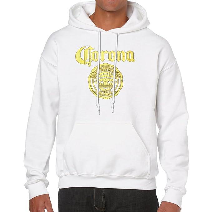 Corona Cerveza Logo Sudadera con Capucha Unsex Camiseta: Amazon.es: Libros