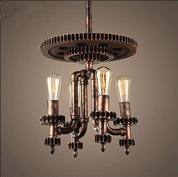 DHG Iluminación de Interior Lámparas de Araña Araña de ...