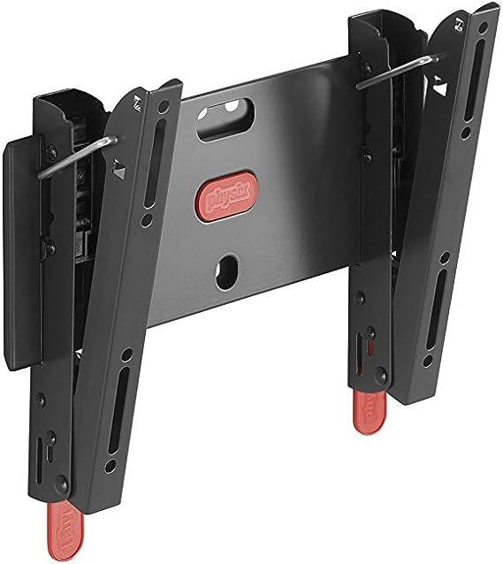 Physix PHW 200S - Soporte de pared orientable para televisores LCD, tamaño pequeño: Amazon.es: Electrónica