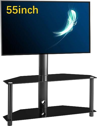 Editors' Choice: Meihua Glass TV Stand