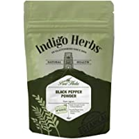 Indigo Herbs Pimienta Negro 50g