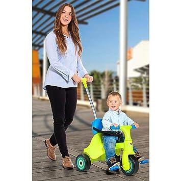 Triciclo Infantil Molto Urban Trike II City 3 en 1: Amazon.es ...