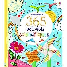 365 activités scientifiques (365 ACTIVITES)