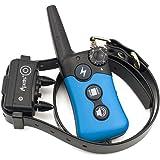 Ipets Dog Remote Training Collar Anti Barking Device Outdoor Waterproof 300 yard Training Dog Electronic Collar For 1 Dog Ipets 619