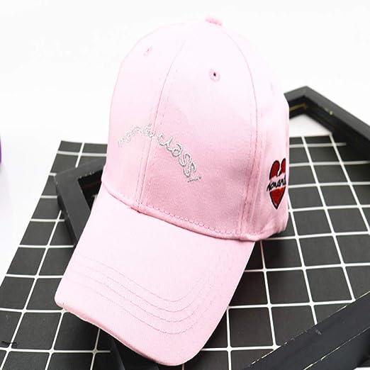 zhuzhuwen Sombrero de niños Cartas Coreanas Gorra Hombre y ...