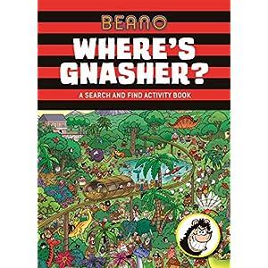 Beano-Wheres-Gnasher-Hardcover--3-Oct-2019