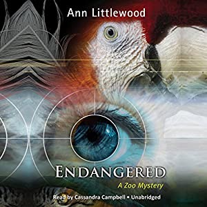 Endangered Audiobook