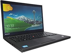 Lenovo Thinkpad T440s 14 Inch, 1600 x 900 Ultrabook Business Laptop Computer, Intel Dual-Core i7-4600U up to 3.3GHz, 12GB RAM, 240GB SSD, Webcam, USB 3.0, Win10P64 (Renewed)