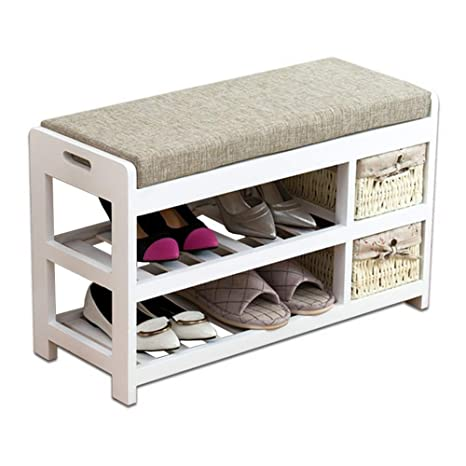 Swell Amazon Com Dyfymx Corridor Bench Shoe Cabinet Storage Squirreltailoven Fun Painted Chair Ideas Images Squirreltailovenorg
