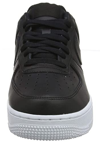 Nike Herren Air Force 1 '07 AA4083 015 Sneaker, Schwarz (Black, 44 EU