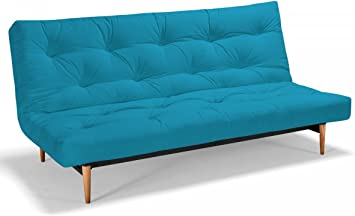 Futon sofá colpus – Sofá-Cama 140 x 200 cm con Futon & somier ...
