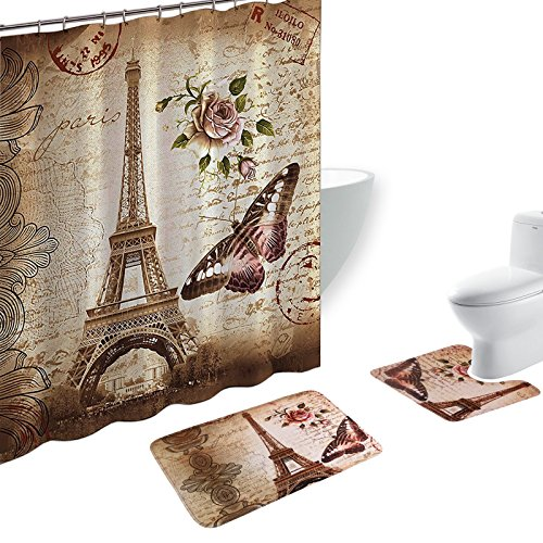 Amgical Piece Shower Curtain Contour product image