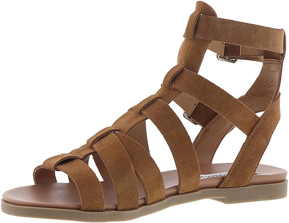 Steve Madden Womens Delmar Gladiator Sandal Shoes