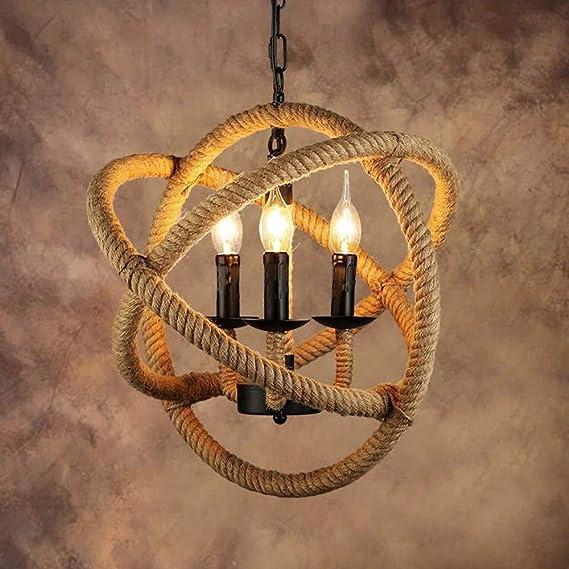 Lámpara Colgantes Empotrada Techo de Lámparas Industrial Nm8nw0
