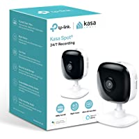 TP-Link Kasa Smart Security Camera, Baby Monitor, Indoor CCTV, No Hub Required, Compatible with Alexa(Echo Spot/Show…