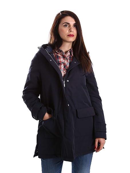 Geox Woman Jacket-Chaqueta Mujer Azul Size: 54: Amazon.es: Zapatos y complementos