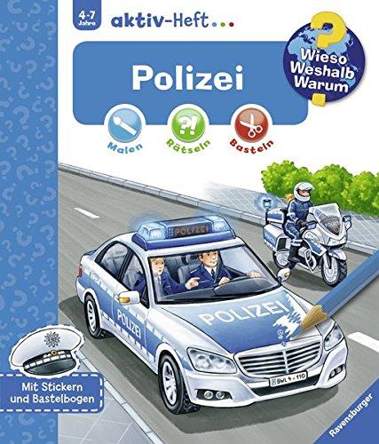 Polizei (Wieso? Weshalb? Warum? aktiv-Heft): Amazon.de: Joachim ...