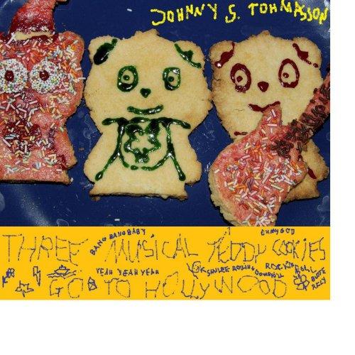 Three Musical Teddy Cookies Go To (Hollywood Teddy)