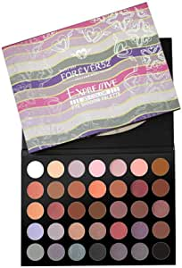 Daily Life Florever52 Expressive 35 Color Eyeshadow Palette - FEX005