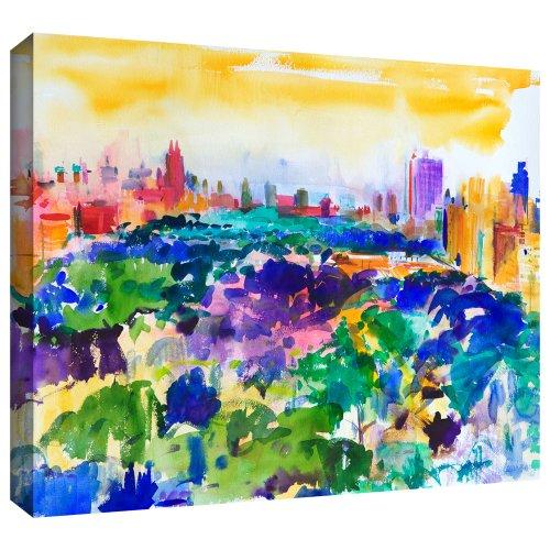 art-wall-peter-graham-golden-harbour-vista-gallery-wrapped-canvas-26cm-x-32cm