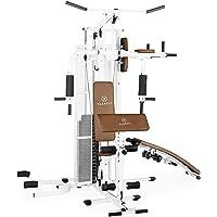 Klarfit Ultimate Gym 5000 - Krachtstation, Multifunctioneel Fitnessstation, Workout voor Hele Lichaam, 30+ Oefeningen…