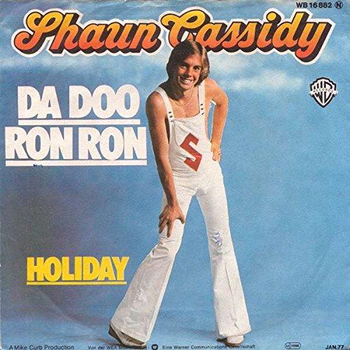 Shaun Cassidy - Da Doo Ron Ron - Warner Bros. Records - WB 16 ...