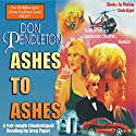 Ashes to Ashes: An Ashton Ford Novel Audiobook by Don Pendleton Narrated by Gregory Papst