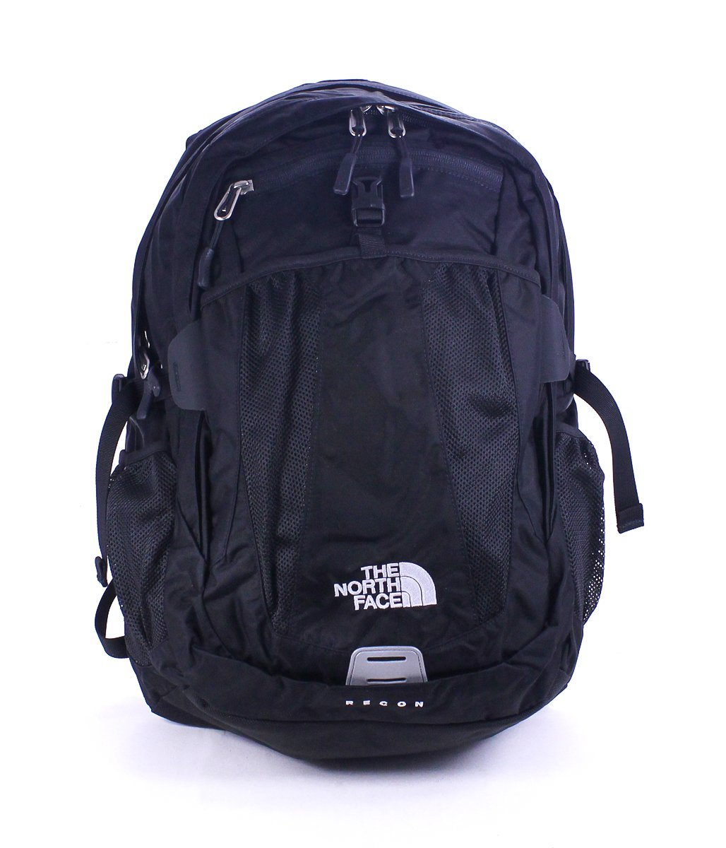 Amazon.com  The North Face MENS Recon laptop backpack book bag 19X15X4 TNF  BLACK  Sports   Outdoors 336705c86901