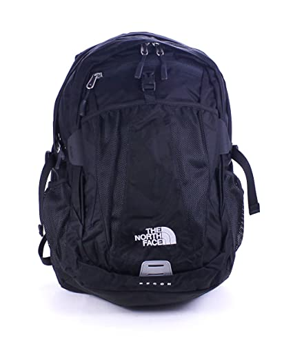 19d7212d4 The North Face MENS Recon laptop backpack book bag 19X15X4 TNF BLACK