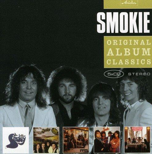5cd Original Album Classics - 5cdsli Pcase (Smokie Cd)
